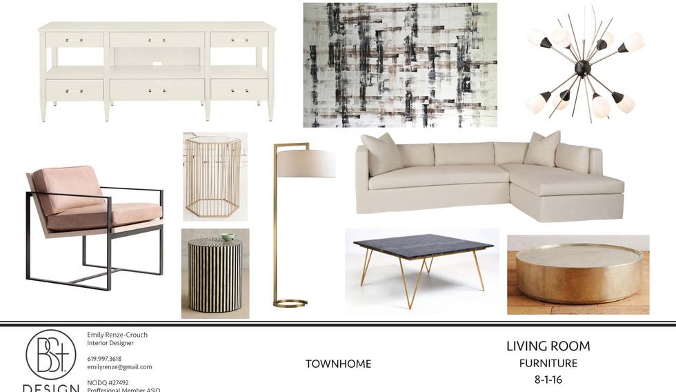 Example Furniture Presentation