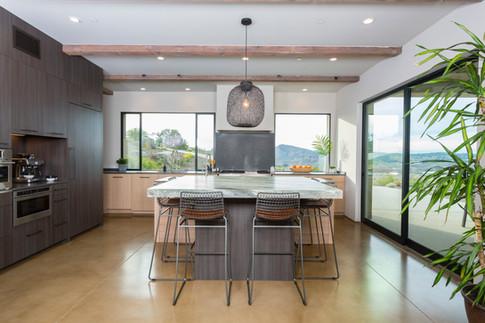 Desert Modern Kitchen