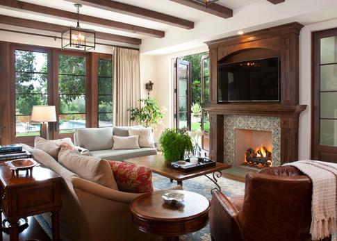 Santa Barbara- Family Room