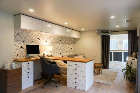 Cottage Office Remodel