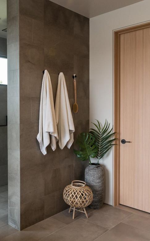 Desert Modern Master Bath