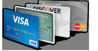 ⓵ Credit Card
