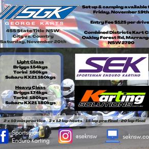 SEK NSW 4SS State Title