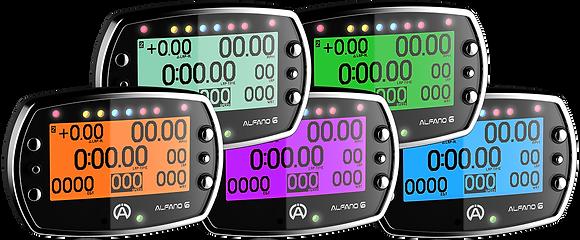 Alfano 6 GPS unit only