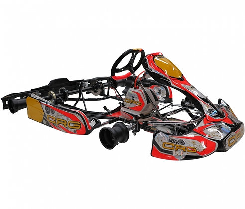 CRG SF-4 4 stroke chassis