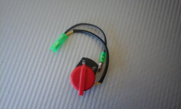 Honda GX on/off switch