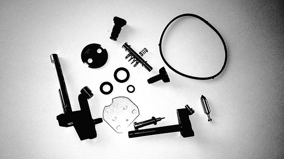 Honda GX270 carb repair kit.