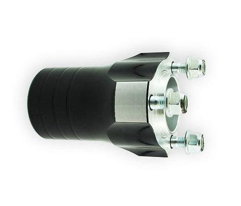 25mm x 95mm front wheel hub