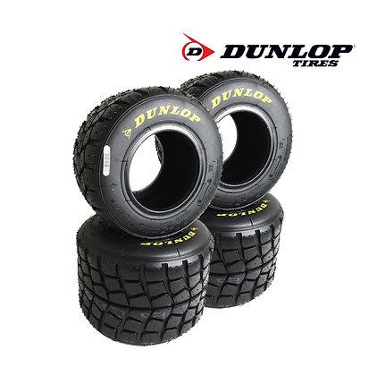 Dunlop KT12 Wet tyre set