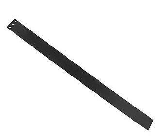 Chain guard strip
