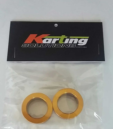 2x Steering column collar 20mm
