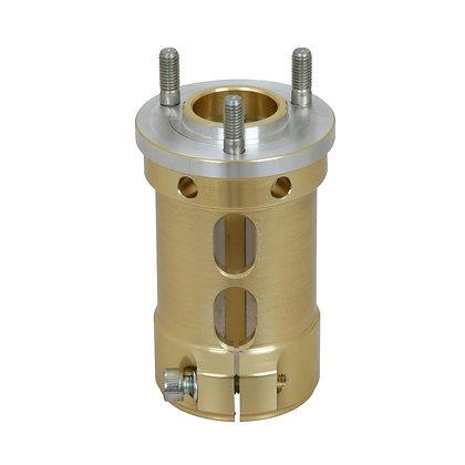 50 x 115 light weight aluminium hub