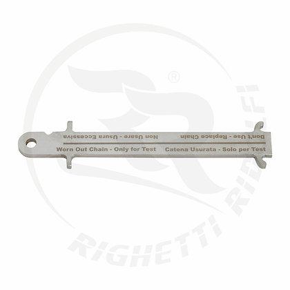 Chain measuring tool