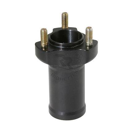 17mm x 95mm front hub
