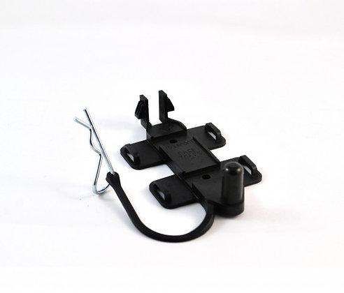 X2 style transponder bracket