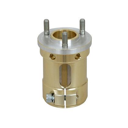 50.x 95 light weight aluminium hub