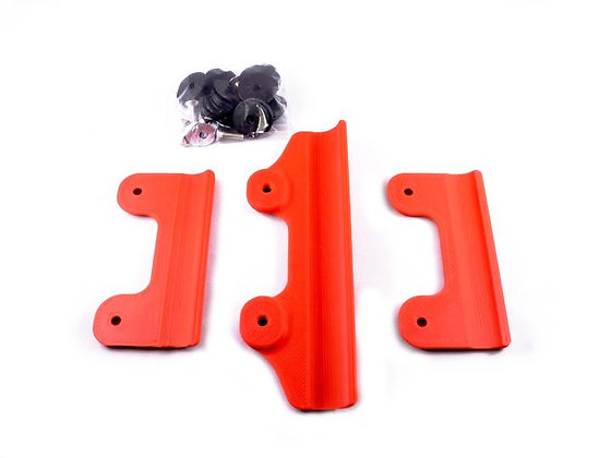 3 piece chassis protectors