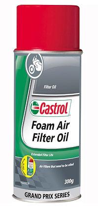 Castrol foam filter oil