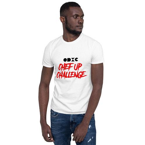 """Chef Up Challenge"" Short-Sleeve T-Shirt - White"