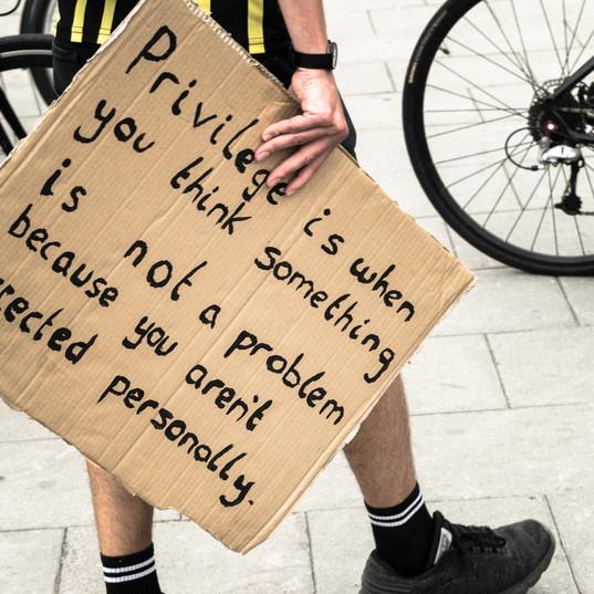 PRIVILEGE IS....
