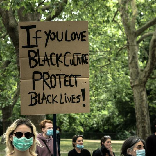 PROTECT BLACK LIVES