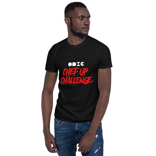 """Chef Up Challenge"" Short-Sleeve T-Shirt - Black"