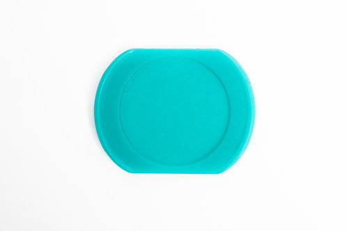 Case Coaster Turquoise Mobile Phone