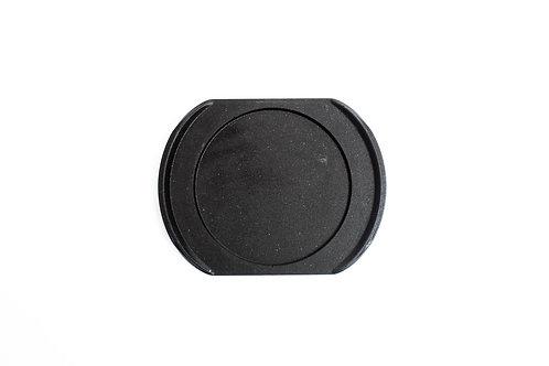 Case Coaster Black Mobile Phone