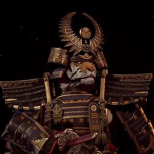 Shogun Tokugawa Clan