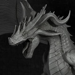 The Horn Dragon