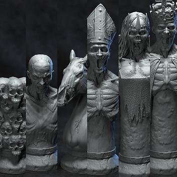 Zombie Chess