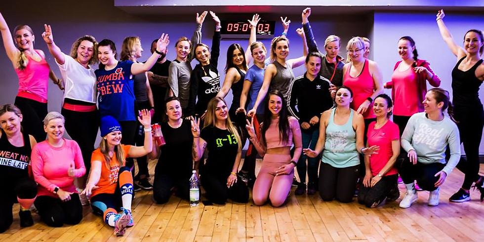 September #Powergirls training