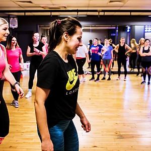 February #Powergirls training