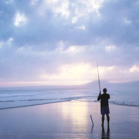Zen of Surf Fishing
