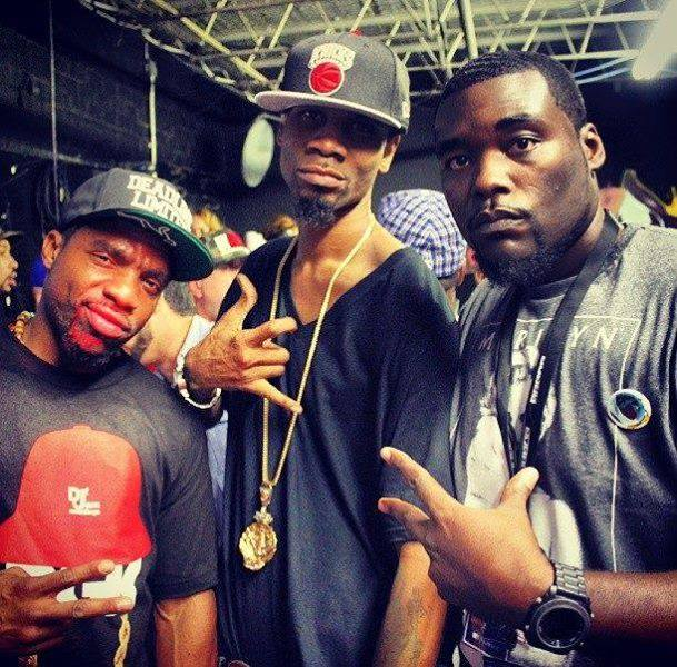 Stranga The Great, Loaded Lux and Rockness Monsta