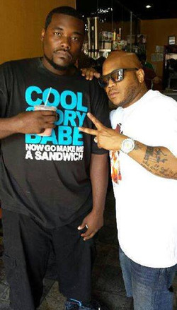 Stranga The Great and Styles P