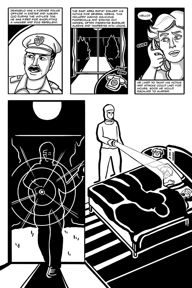 The Hunt for the Golden State Killer