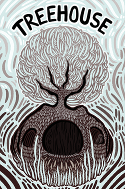 Treehouse #8 Cover
