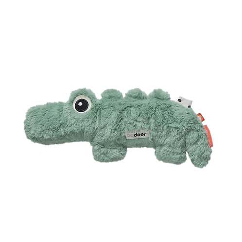 Done by Deer Doudou peluche Croco le crocodile