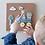 Thumbnail: Little Dutch Jeu de formes à clouer