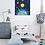 Thumbnail: Les jolies Planches Planches Astronomie 70*80 cm