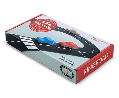 WaytoPlay circuit flexible pour petites voitures Ringroad Périphérique