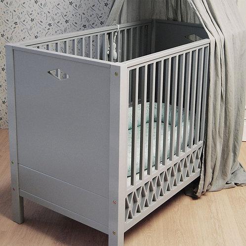 Lit bébé évolutif Harlequin - CamCam