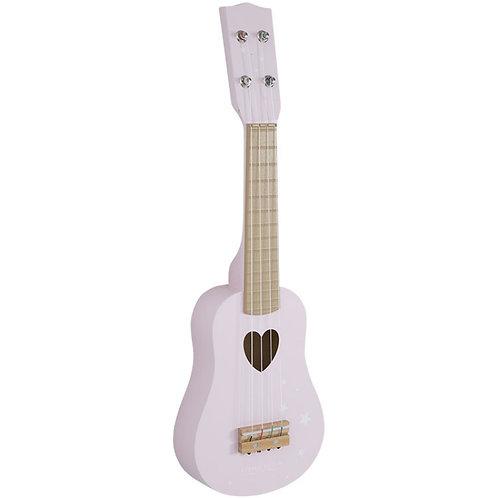 Little Dutch Guitare rose