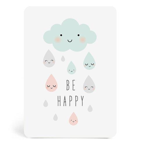 Zü Carte Be Happy Zü