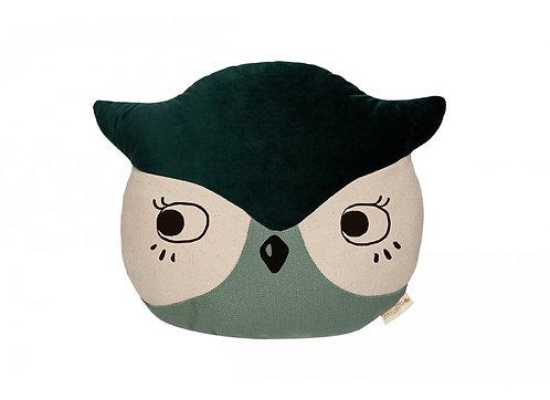 Nobodinoz Coussin Owl Chouette
