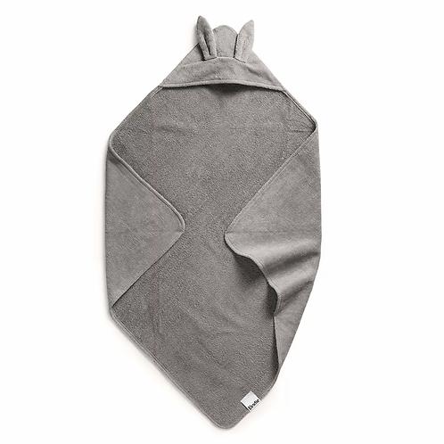 Elodie Détails Cape de bain Lapin gris