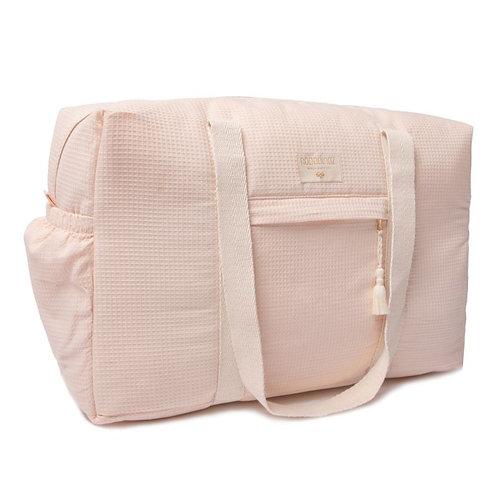 Nobodinoz sac à langer / maternité Opéra Rose Dream Pink