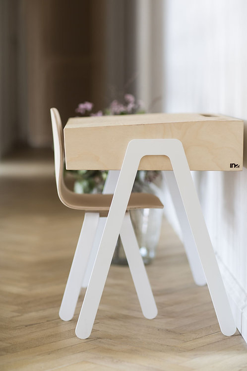 In2wood Bureau et Chaise Enfant