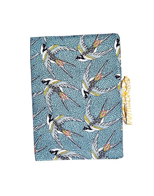Protège Carnet de Santé Oiseau Nokalune